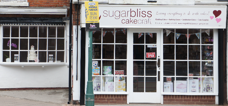 Sugar Craft and Cake Decorating Shop