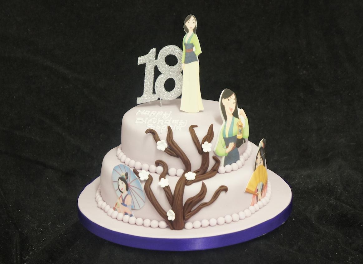 Mulan Cake Cake Ideas And Designs