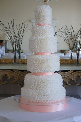 bespoke wedding cake
